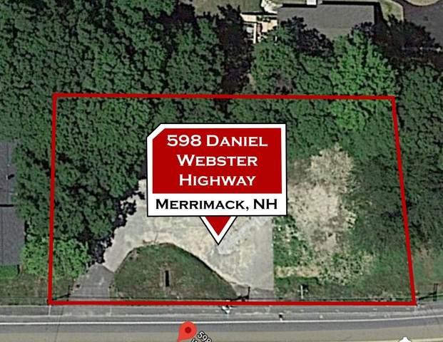 598 Daniel Webster Highway, Merrimack, NH 03054 (MLS #4802660) :: Jim Knowlton Home Team