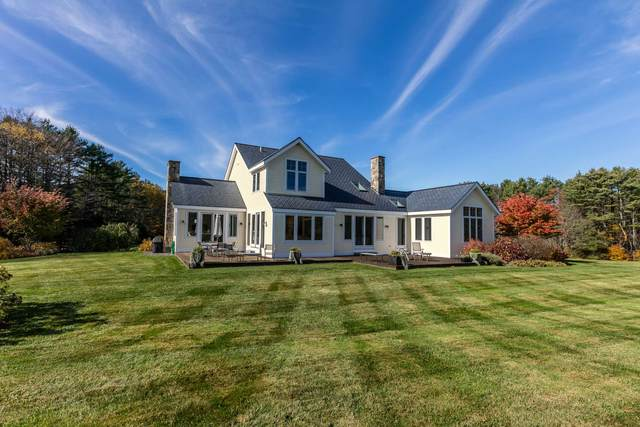 600 Goodrich Four Corners Road, Norwich, VT 05055 (MLS #4802717) :: Hergenrother Realty Group Vermont