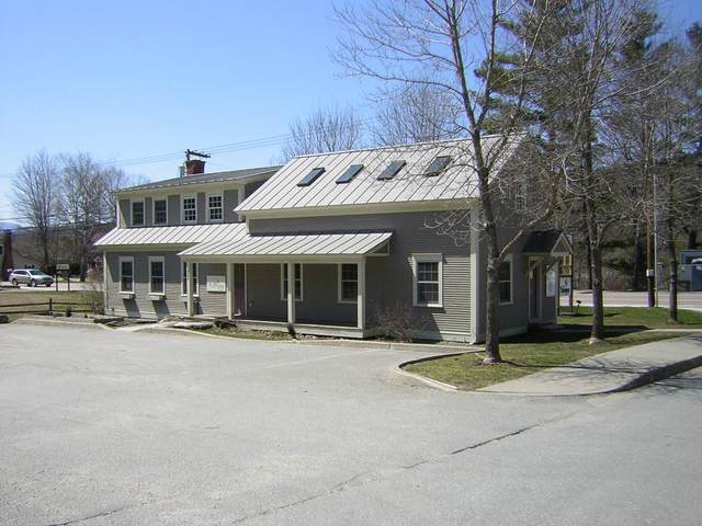673 South Main Street, Stowe, VT 05672 (MLS #4802935) :: The Gardner Group