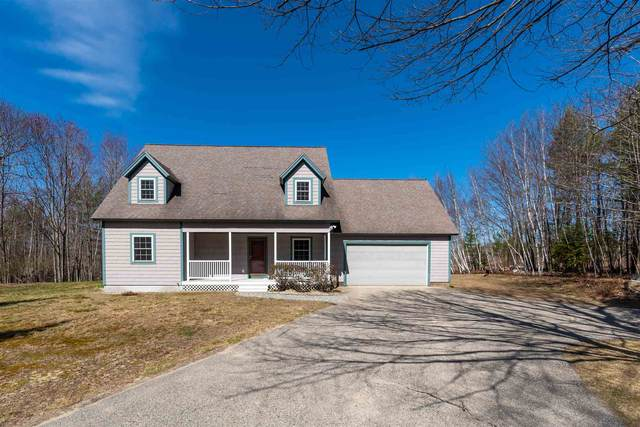 34 Well Road, Conway, NH 03813 (MLS #4803350) :: Hergenrother Realty Group Vermont