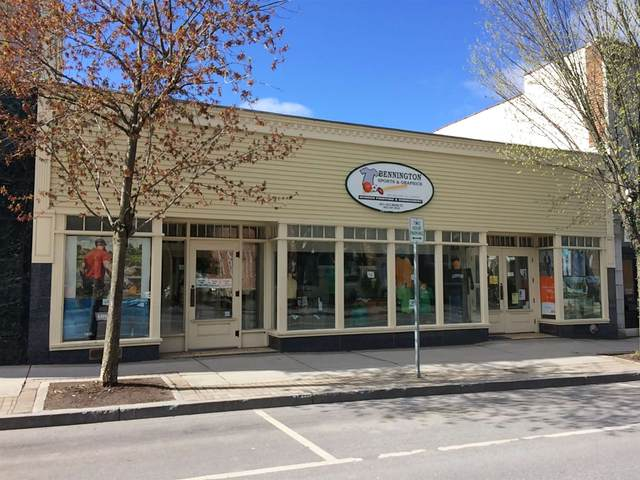 451-453 Main Street, Bennington, VT 05201 (MLS #4803842) :: The Gardner Group