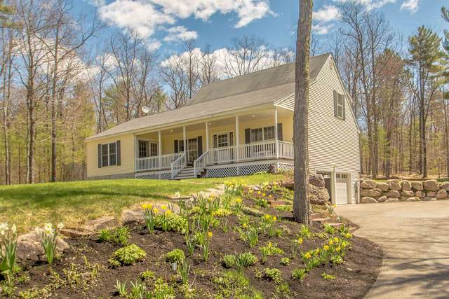 110 Bolton Hill Road, Conway, NH 03860 (MLS #4804391) :: Hergenrother Realty Group Vermont