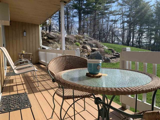144 Mountainside Drive #102, Stowe, VT 05672 (MLS #4804604) :: The Hammond Team