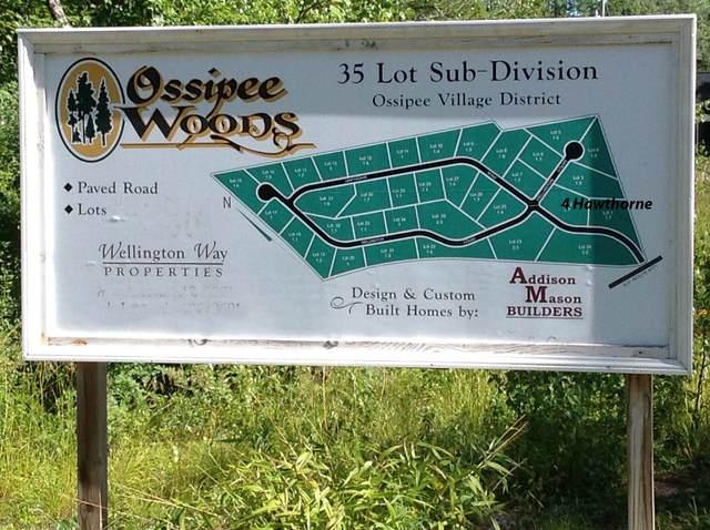 9 Hawthorne Road, Ossipee, NH 03864 (MLS #4805037) :: Keller Williams Coastal Realty