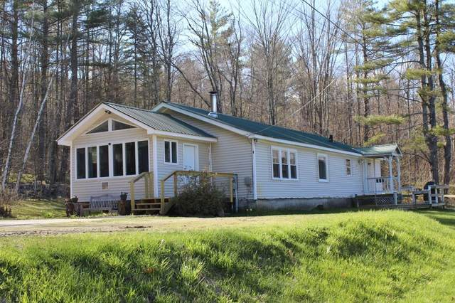 1004 Ethan Allen Road, Chester, VT 05143 (MLS #4805164) :: Lajoie Home Team at Keller Williams Gateway Realty