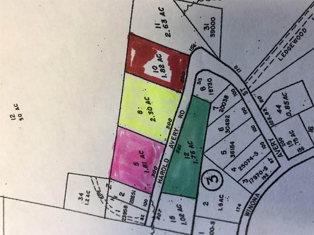 32 Harold Avery Road Lot 8, Ashland, NH 03217 (MLS #4805202) :: Signature Properties of Vermont