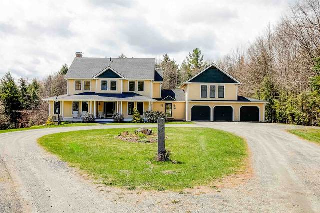 75 Atwood Lane, Stowe, VT 05672 (MLS #4805500) :: The Hammond Team