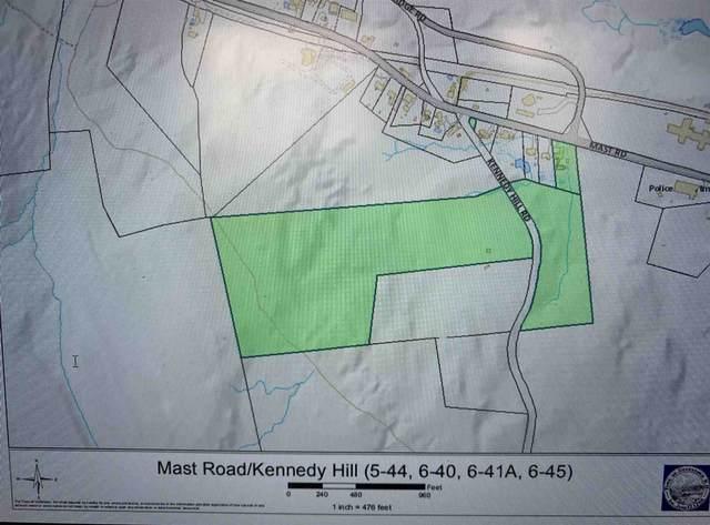 292 Mast Road And Kennedy Hill Road, Goffstown, NH 03045 (MLS #4805517) :: Team Tringali