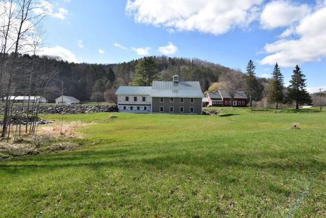 140 Route 110, Chelsea, VT 05038 (MLS #4805573) :: The Gardner Group