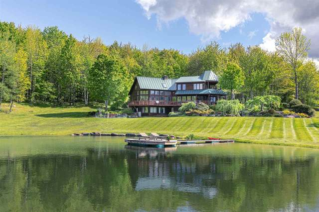 3924 Stowe Hollow Road, Stowe, VT 05672 (MLS #4805674) :: The Hammond Team
