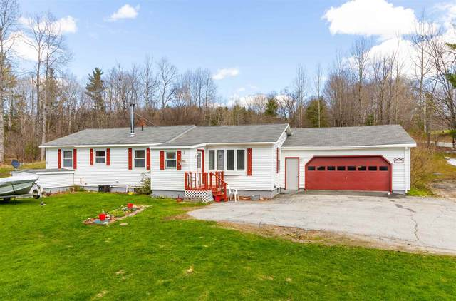 424 Cutler Corner Road, Barre Town, VT 05641 (MLS #4805786) :: Keller Williams Coastal Realty
