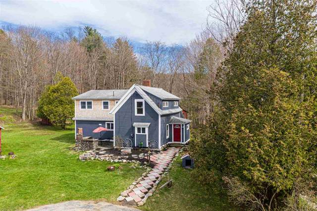 11 Moss Glen Falls Road, Stowe, VT 05672 (MLS #4805819) :: The Hammond Team