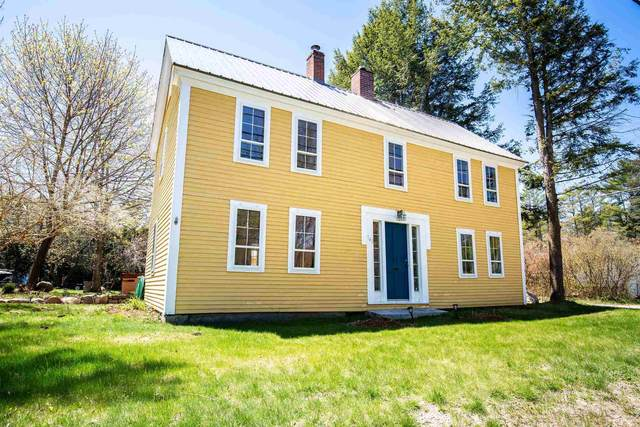 143 Highland Street, Plymouth, NH 03264 (MLS #4805900) :: Hergenrother Realty Group Vermont