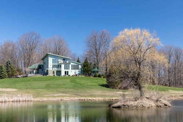 154 Mallard Pond Road, Hinesburg, VT 05461 (MLS #4805991) :: The Gardner Group