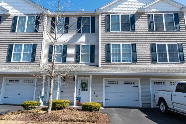 2 Larch Street #2, Goffstown, NH 03045 (MLS #4806138) :: Keller Williams Coastal Realty