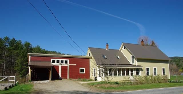 4284 Us 5 South Route, Barnet, VT 05050 (MLS #4806146) :: Keller Williams Coastal Realty