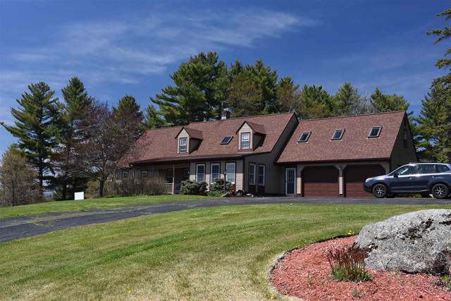 380 East Cobble Hill Road, Barre Town, VT 05641 (MLS #4806215) :: The Gardner Group