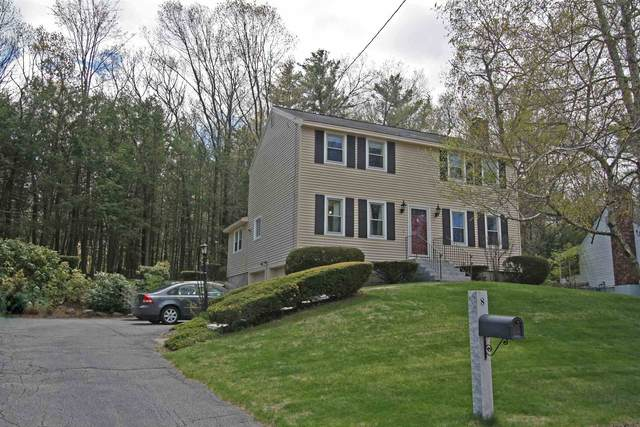 8 Cider Lane, Nashua, NH 03063 (MLS #4806482) :: Jim Knowlton Home Team