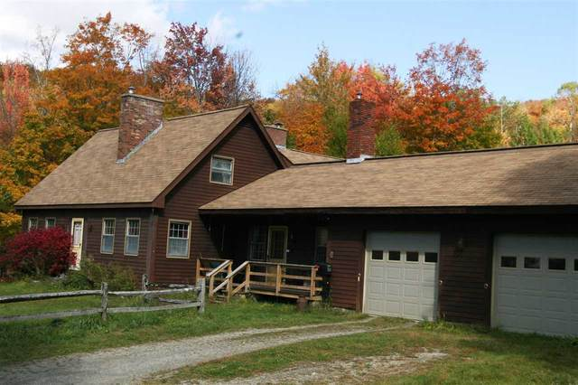 1115 North Hollow Road, Stowe, VT 05672 (MLS #4806483) :: The Hammond Team