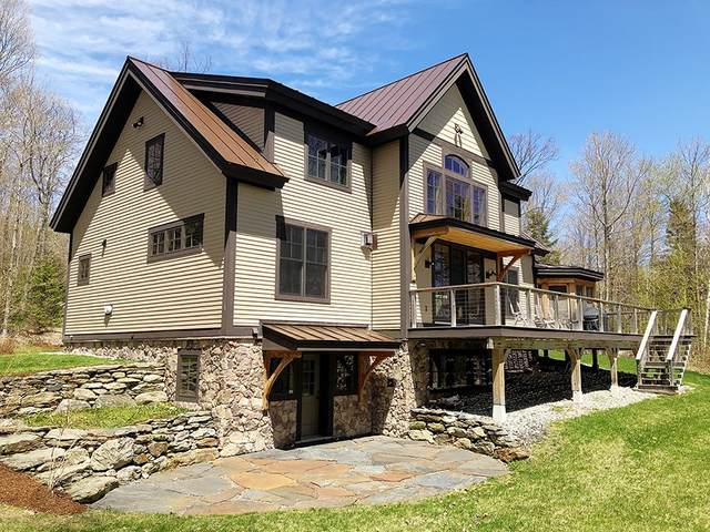 523 Boulder Pass Road #13, Warren, VT 05674 (MLS #4806703) :: The Hammond Team