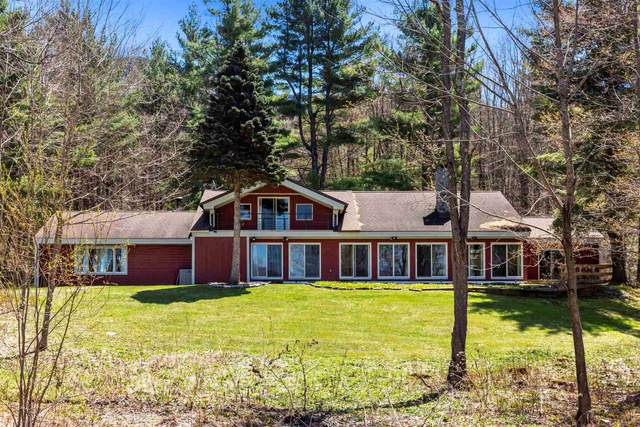 88 Upper Hollow Hill, Stowe, VT 05672 (MLS #4806751) :: The Hammond Team
