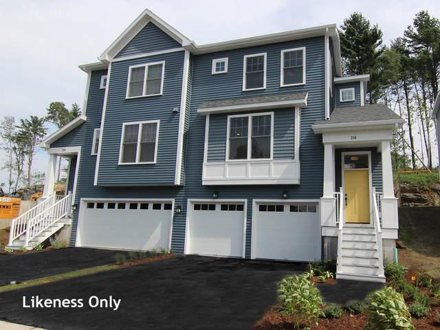 316 O'brien Farm Road, South Burlington, VT 05403 (MLS #4806762) :: The Gardner Group