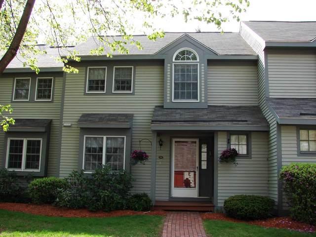 169 Portsmouth Street #172, Concord, NH 03301 (MLS #4806832) :: Jim Knowlton Home Team