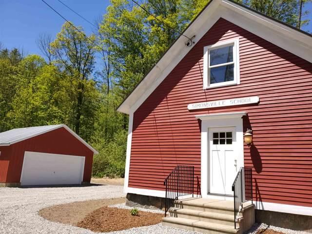1280 Simonsville Road, Andover, VT 05143 (MLS #4806865) :: Lajoie Home Team at Keller Williams Gateway Realty