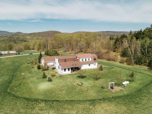 215 Drown Road, Roxbury, VT 05669 (MLS #4806875) :: The Hammond Team