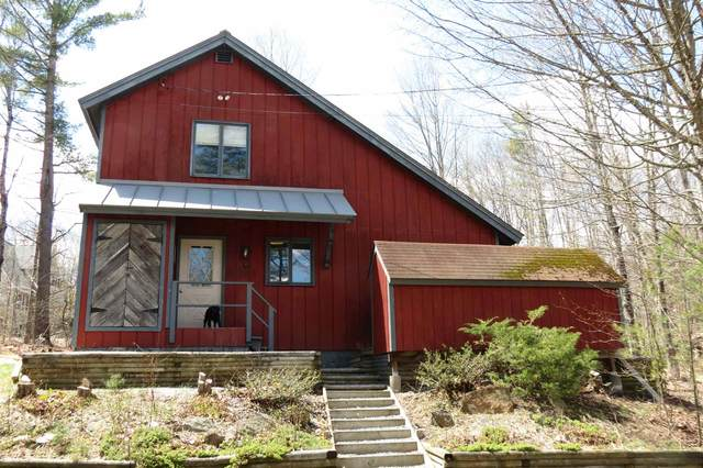 29 Okemo Acres Road, Ludlow, VT 05149 (MLS #4806906) :: Keller Williams Coastal Realty