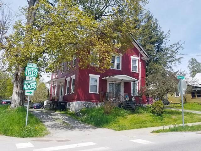 17 Main Street, Enosburg, VT 05450 (MLS #4806938) :: The Hammond Team