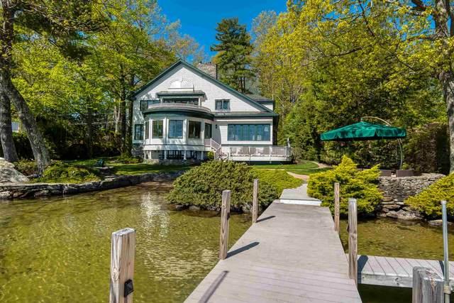 4 Hopewell Shores Road, Wolfeboro, NH 03894 (MLS #4806961) :: Keller Williams Coastal Realty