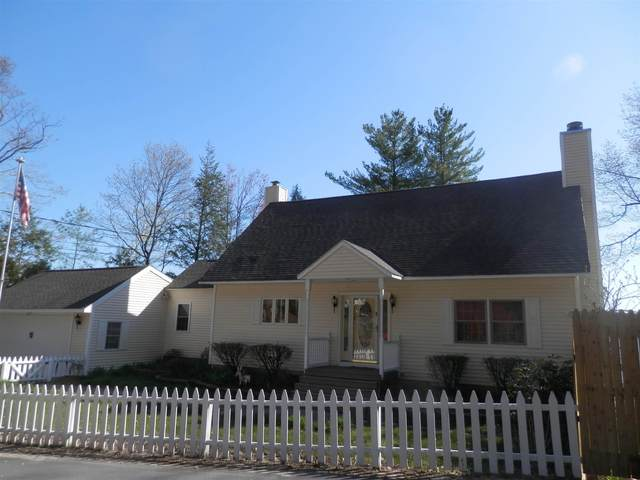3 Lake Shore Drive, Franklin, NH 03235 (MLS #4807036) :: Jim Knowlton Home Team