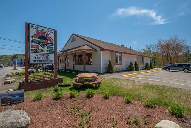 115 Lake Street, Bristol, NH 03222 (MLS #4807163) :: Lajoie Home Team at Keller Williams Gateway Realty