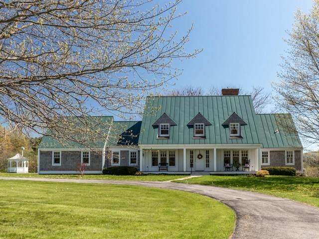 11 Quinlan Farm Lane, Charlotte, VT 05445 (MLS #4807170) :: The Gardner Group