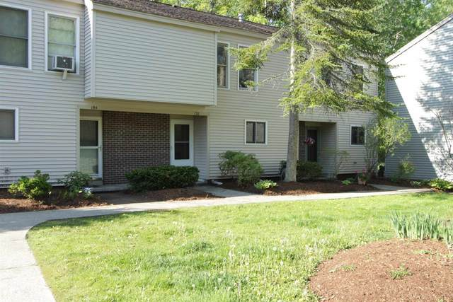 192 Locust Hill #192, Shelburne, VT 05482 (MLS #4807172) :: The Gardner Group