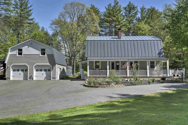 225 Pond Brook Road, Chesterfield, NH 03466 (MLS #4807178) :: Team Tringali