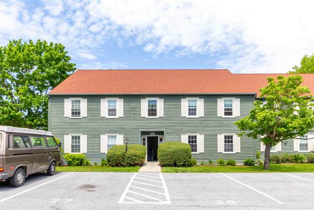 27 Twin Oaks Terrace #27, South Burlington, VT 05403 (MLS #4807309) :: The Gardner Group