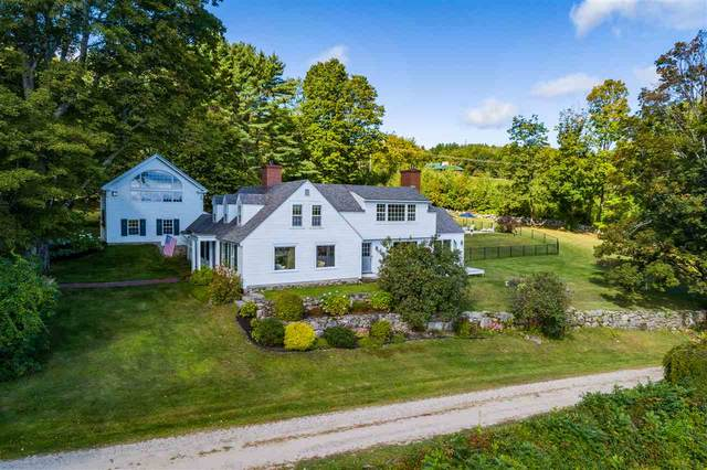 82 Old Center Harbor Road, Meredith, NH 03253 (MLS #4807330) :: Lajoie Home Team at Keller Williams Gateway Realty