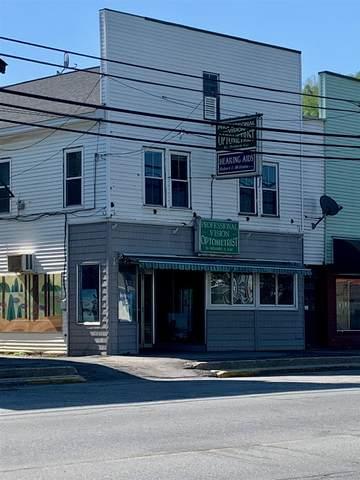 108 Main Street, Colebrook, NH 03576 (MLS #4807354) :: Signature Properties of Vermont