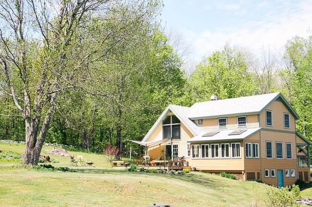 1499 Mason Hill North, Starksboro, VT 05487 (MLS #4807370) :: The Gardner Group