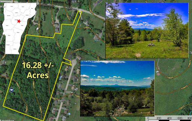 387 Sierra Lavin Road, Barre Town, VT 05641 (MLS #4807433) :: The Gardner Group