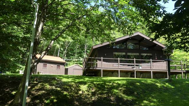 499 Heartwellville View Road, Readsboro, VT 05350 (MLS #4807453) :: The Gardner Group