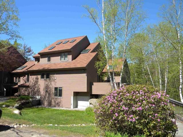 19 Bobcat Way L-2, Waterville Valley, NH 03215 (MLS #4807543) :: Keller Williams Coastal Realty