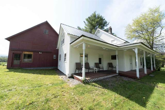 574 Vt Route 12 South Route, Northfield, VT 05663 (MLS #4807575) :: The Gardner Group