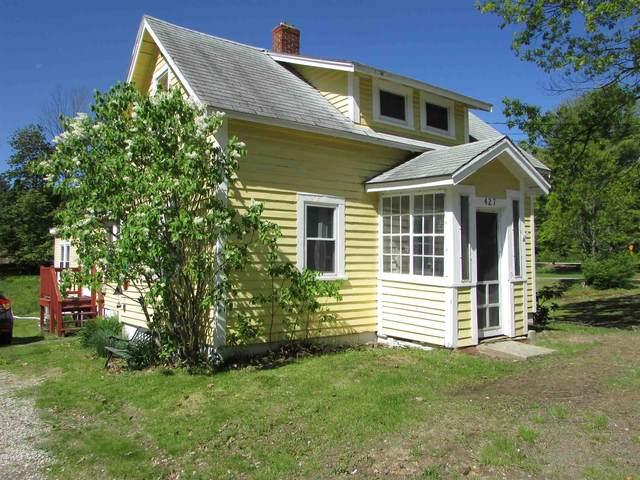 427 S Main Street, Wolfeboro, NH 03894 (MLS #4807580) :: Keller Williams Coastal Realty