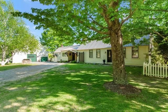 203 Lyford Road, Brookfield, NH 03872 (MLS #4807602) :: Keller Williams Coastal Realty