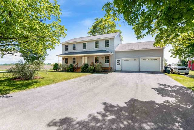 1072 Maquam Shore Road, St. Albans Town, VT 05488 (MLS #4807603) :: Hergenrother Realty Group Vermont