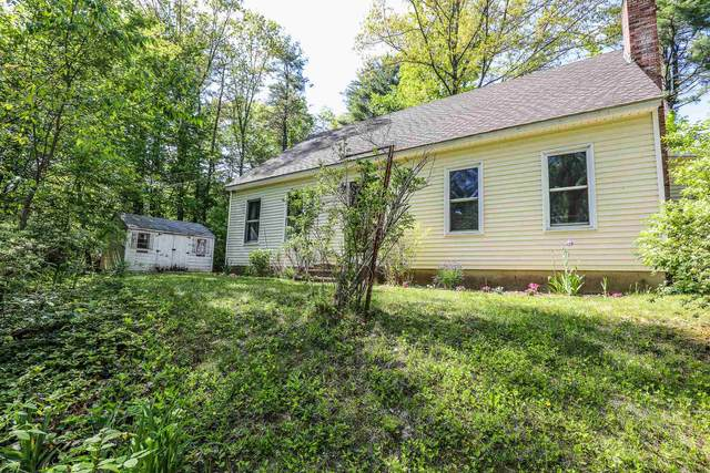 93 Center Street, Goffstown, NH 03045 (MLS #4807618) :: Keller Williams Coastal Realty