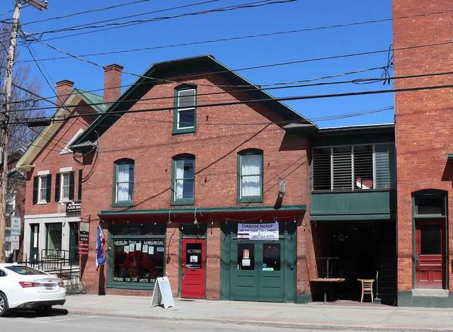 82 Lower Main Street, Morristown, VT 05661 (MLS #4807670) :: Signature Properties of Vermont